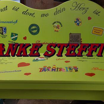 </p> <h3><strong>Steffi Heinz</strong></h3> <p>